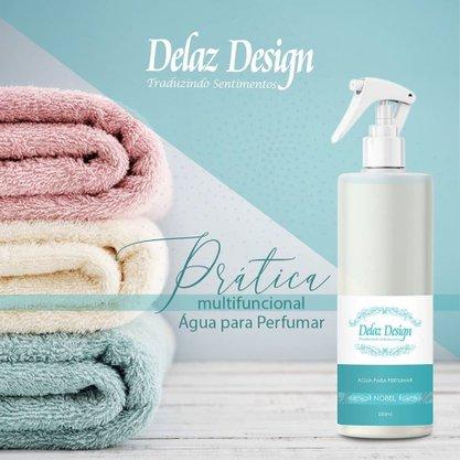 Agua para Perfumar 500 ml Delaz Design
