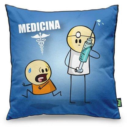 Almofada Profissoes Medicina