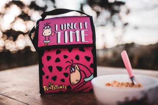 Bolsa Térmica Poliester Lunch Time Flintston WARNER BRO