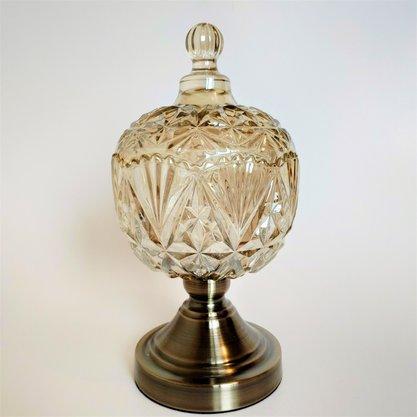 Bombonier Bronze Cristal