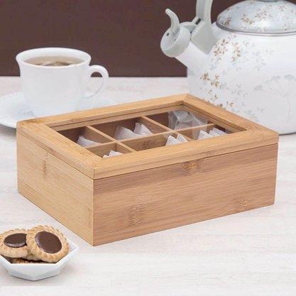 Caixa para Chá Ecokitchen