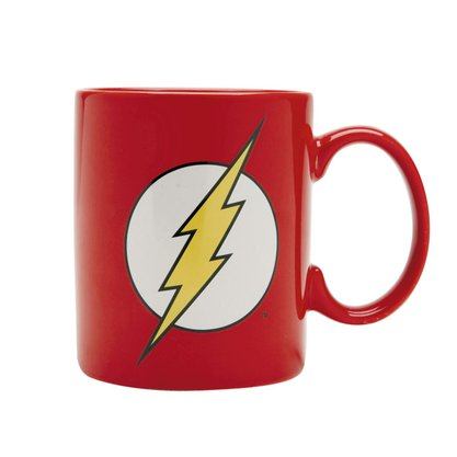 Caneca de Porcelana The Flash