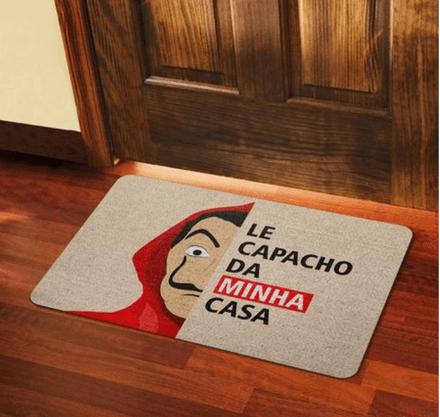 Capacho Eco Slim LE CAPACHO DA MINHA CASA 3mm