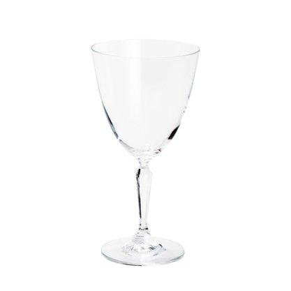 Cj de 6 Taças De Cristal Ecologico para Agua