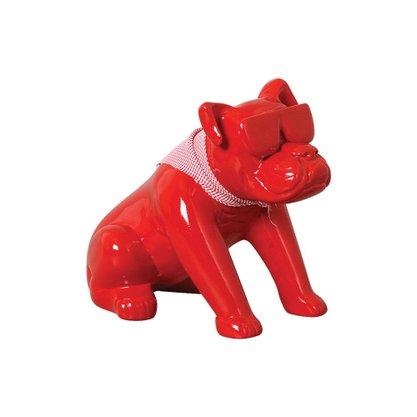 Cofre Dog Charmoso Vermelho