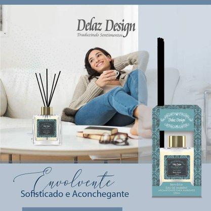 Difusor para ambiente sentimento Bem Estar 250ml Delaz Design