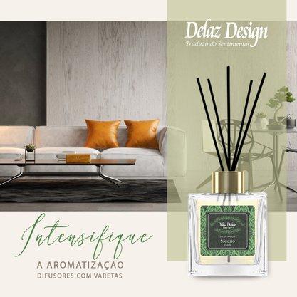 Difusor para ambiente sentimento Sucesso 250ml Delaz Design
