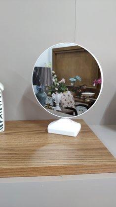 Espelho Mágico Porta Retrato com Led