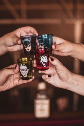 Jogo de copo martelinho Linha Batman Oficial DC Comics