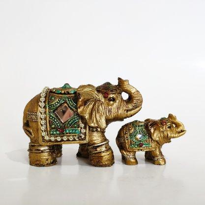 Kit de Decoraçao Elefantes