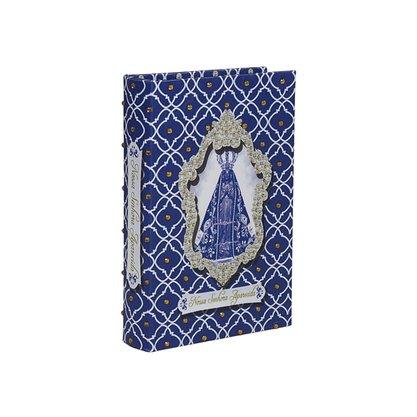 Livro Caixa Royal Nossa Senhora Aparecida
