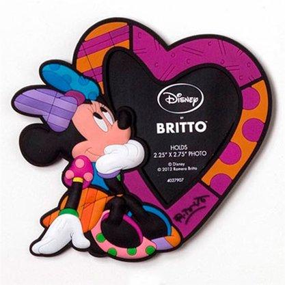 Porta Retrato Romero Britto Disney- Minnie