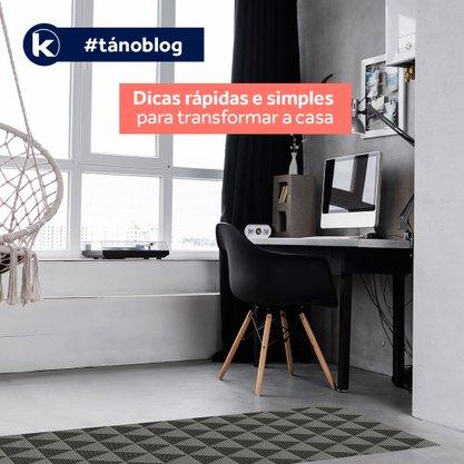 Tapete/Passadeira Mix Triangulos 55x1.55 cm