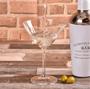Jogo de 6 Taças em Cristal Excellence Martini